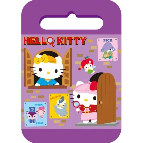 Hello Kitty Ringo No Mori No Mystery Vol.7 [DVD+Handy Case Limited Edition]