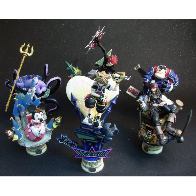 Kingdom Hearts Formation Arts Vol.3