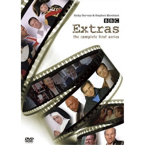 Extras The Complete First Series
