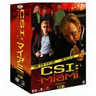 CSI: Miami Season4 Complete DVD Box 1