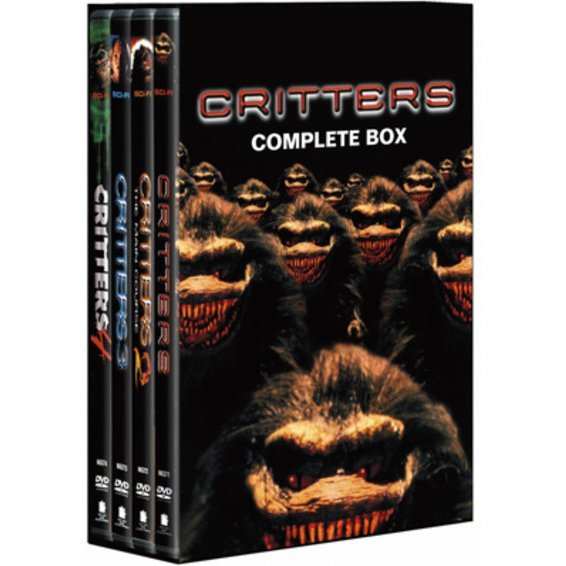 Critter Complete Box