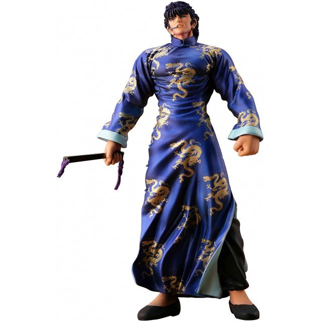 Fist of the Blue Sky Collection No.1 Non Scale Pre-Painted PVC Figure: Kasumi Kenshiro