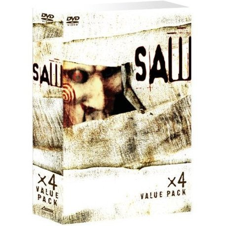 Saw 4 Value Pack [Limited Edition]