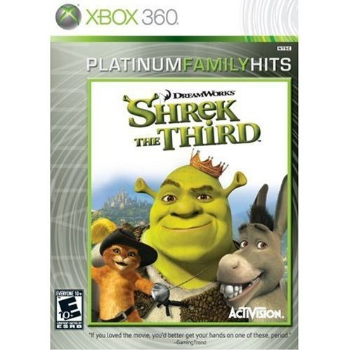 Shrek the Third (Platinum Family Hits)