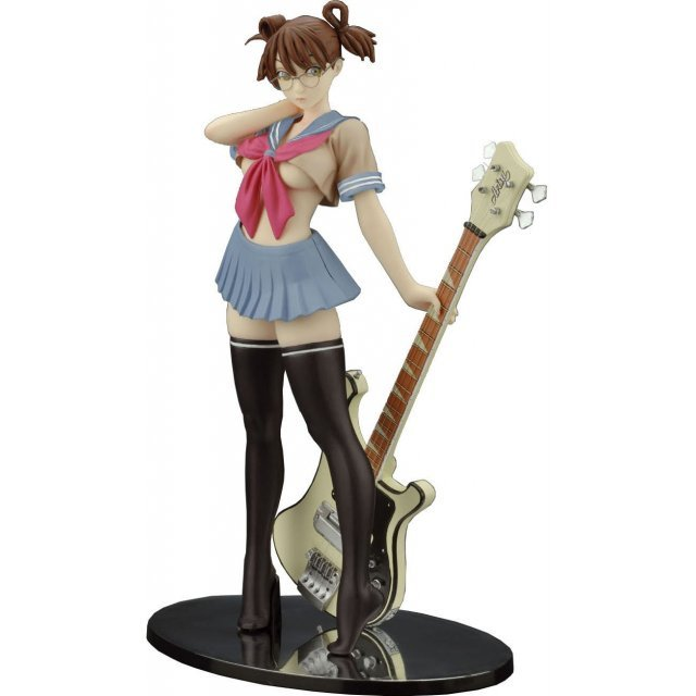 Creator's Labo #014 Non Scale Pre-Painted PVC Figure: Arisa Another Color