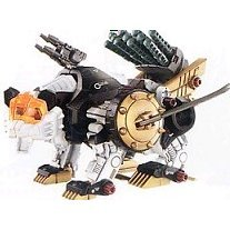 Zoids Genesis GZ0-13 1/72 Scale Model Kit: Banbrian Panda Type