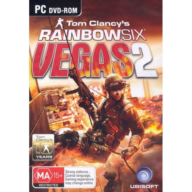 Tom Clancy's Rainbow Six: Vegas 2 (DVD-ROM)