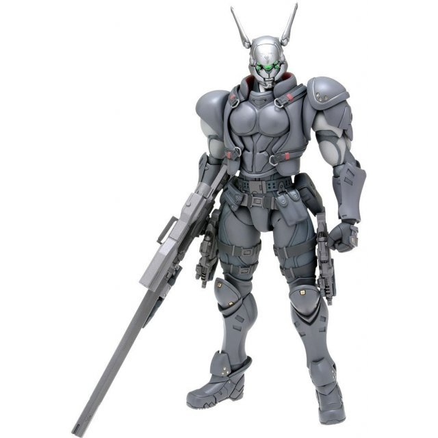 Appleseed: EX Machina 1/10 Scale Pre-Painted PVC Figure: Briareos First (Limited Version)