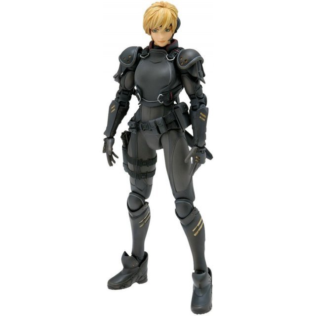 Appleseed: EX Machina 1/10 Scale Pre-Painted PVC Figure: Deunan Knute First (Limited Version)