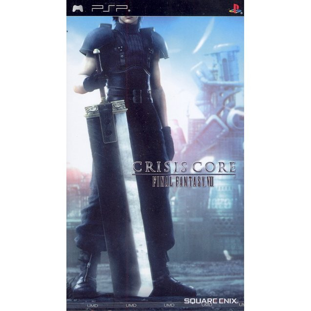 Crisis Core: Final Fantasy VII (English language Version)