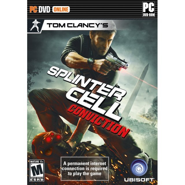 Tom Clancy's Splinter Cell: Conviction (DVD-ROM)