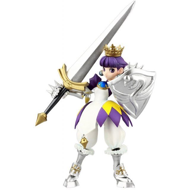 SR DXD Princess Crown Non Scale Pre-Painted PVC Figure: Gradriel (Version 1.5)