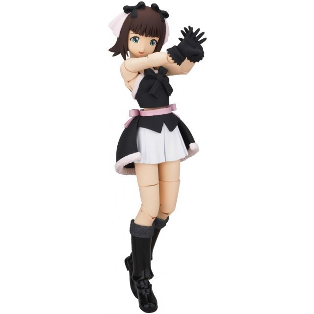 Fraulein Revoltech Series No. 005 - Idol Master 1/10 Scale Pre-Painted PVC Figure: Amami Haruka