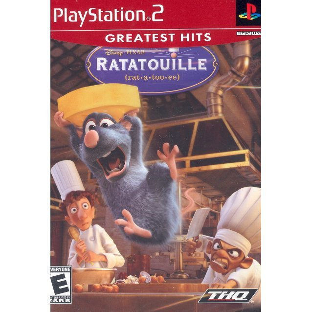 Ratatouille (Greatest Hits)