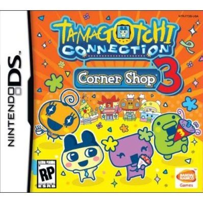 Tamagotchi Connection Corner Shop 3