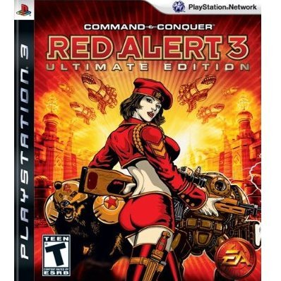 Command and Conquer: Red Alert 3 Ultimate Edition