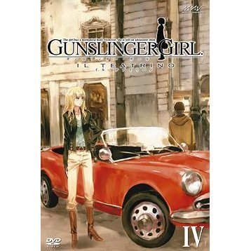 Gunslinger Girl - Il Teatrino Vol.4