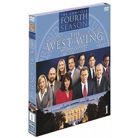 The West Wing - 4Th Season Set 1 [Limited Pressing]