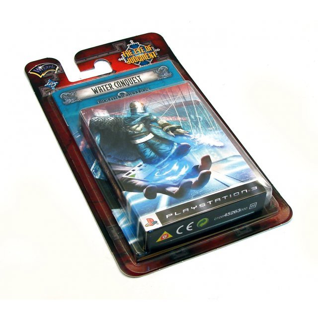 The Eye of Judgment: Biolith Rebellion Set 2: Water Barrage Theme Deck