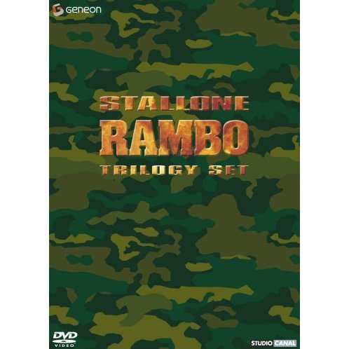 Rambo Trilogy Set [Limited Edition]