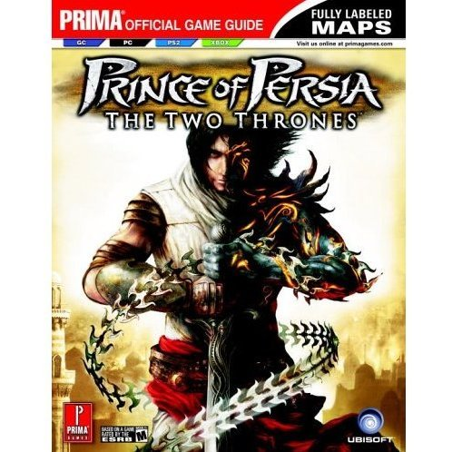 Prince of Persia: The Two Thrones Prima Official Game Guide