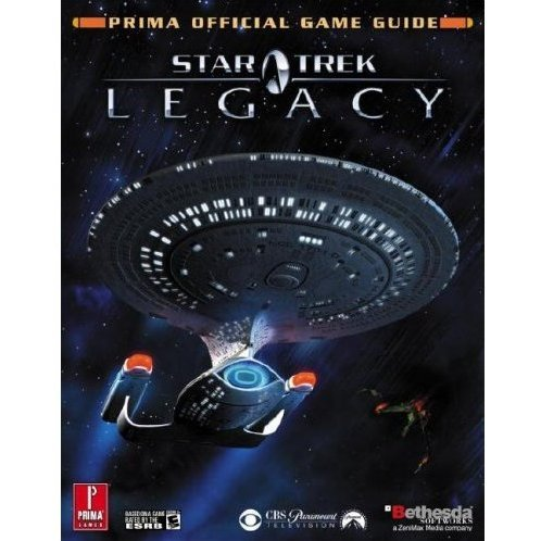 Star Trek Legacy Prima Official Game Guide
