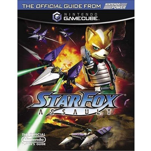 Official Nintendo Star Fox Assault Player's Guide