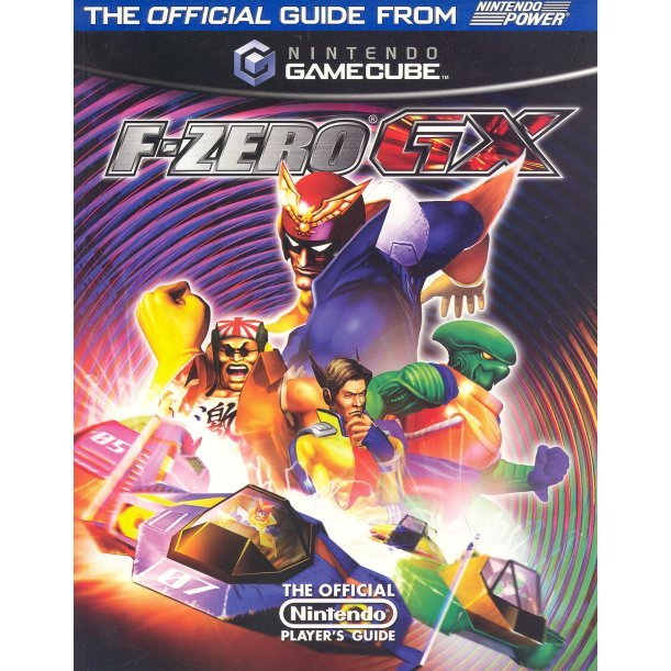 F-Zero GX Official Guide Book