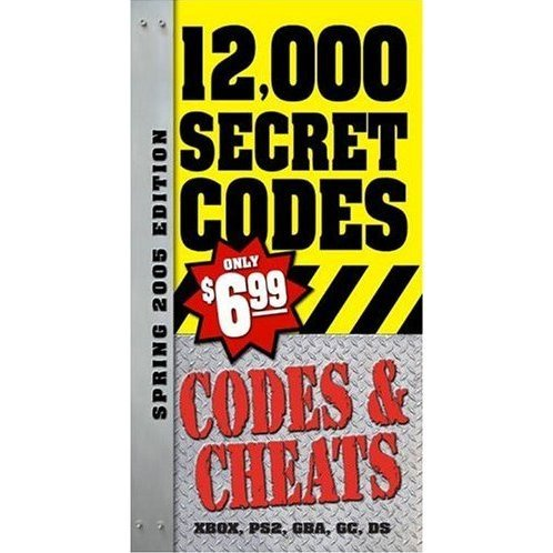 Codes & Cheats Spring 2005 Edition Prima Official Game Guide