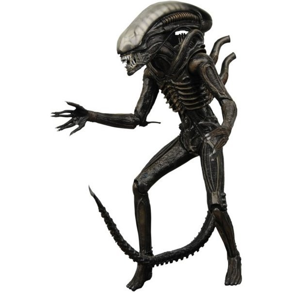 Alien Pre-Painted Action Figure: Classic Alien
