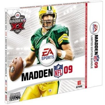 Madden NFL 2009 Limited Edition Bundle: Prima Official Game Guide