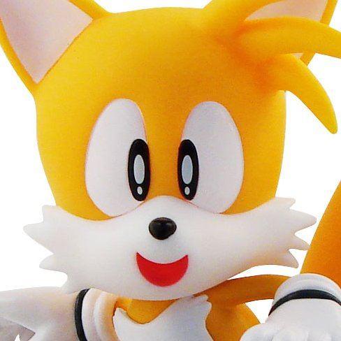 Sonic The Hedgehog Series 1 Vinyl Figure Tails
