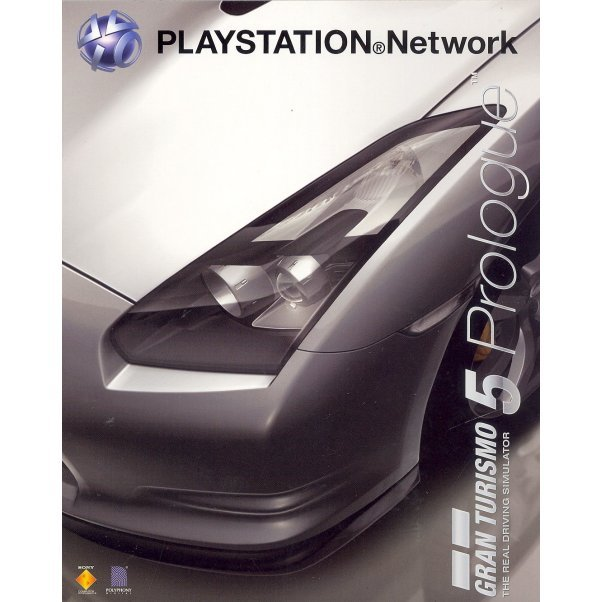 PlayStation Network Card / Gran Turismo: 5 Prologue GTR (150 HKD / for Hong Kong network only)