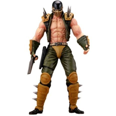 Fist of The North Star Collection Vol. 7 Non Scale Pre-Painted Figure: Jagi No. 16