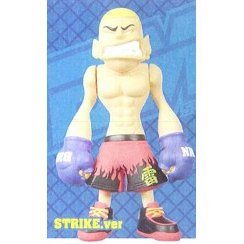 B.M.N Strike & Grapple Round 1 Pre-Painted PVC Figure: Kaminaru (Strike Version)
