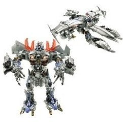 The Movie Transformers Non Scale Pre-Painted Action Figure: MD-07 Megatron