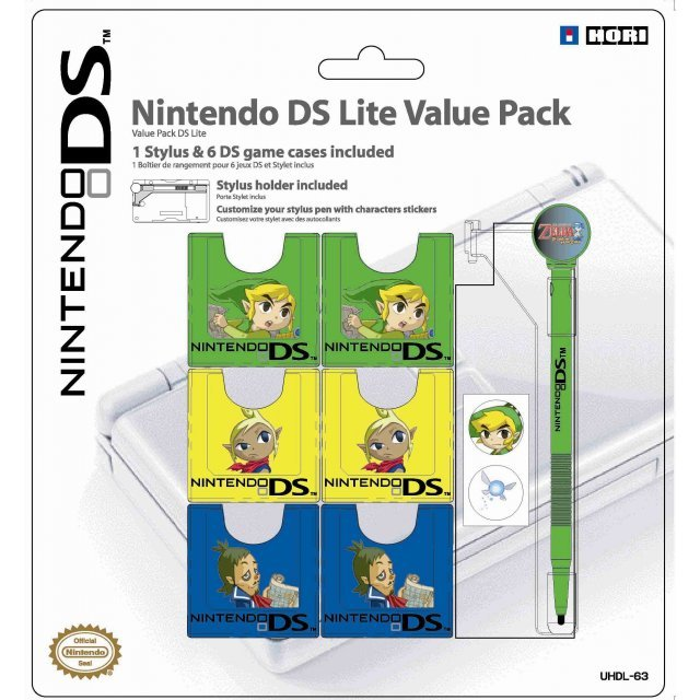 DS Lite Value Pack (Zelda Version)