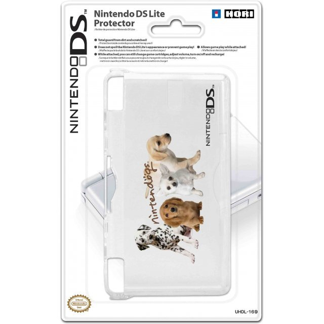 Protector DS Lite (Nintendogs Version B)