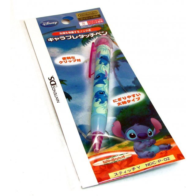 Chara Pure Touch Pen (Stitch Y)