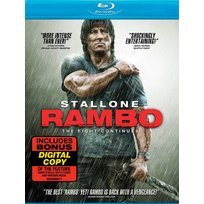 Rambo [Blu-ray + Digital Copy]