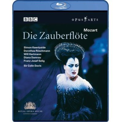 Mozart: Die Zauberflote (The Magic Flute)