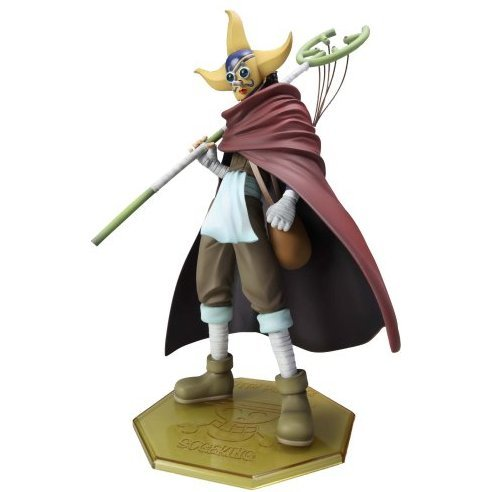 Excellent Model One Piece Neo-5 - Portraits of Pirates 1/8 Scale Pre-Painted Figure: Soge King (Re-run)
