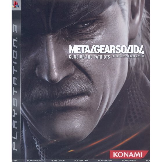 Metal Gear Solid 4: Guns of the Patriots (English language Version)