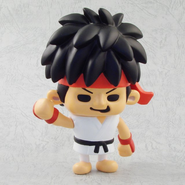 Panson Works Street Fighter Non Scale Pre-Painted Figure: Ryu