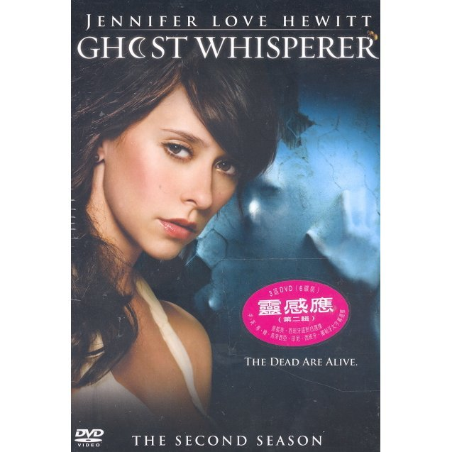 Ghost Whisperer [The Complete Second Season 6-Discs Boxset]