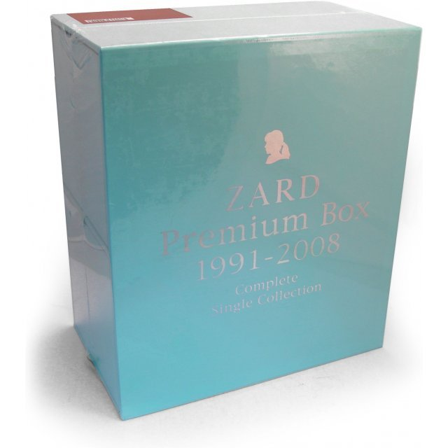 Zard Premium Box 1991-2008 [49CD+DVD]