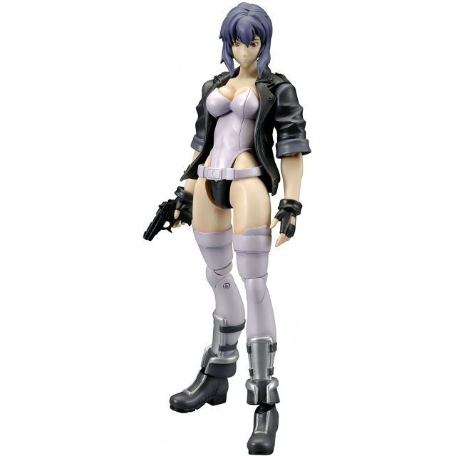 Ghost in the shell S.A.C. 1/7 Scale Pre-Painted PVC Action Figure: Motoko Kusanagi