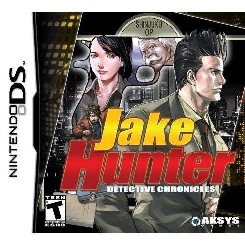 Jake Hunter: Detective Chronicles