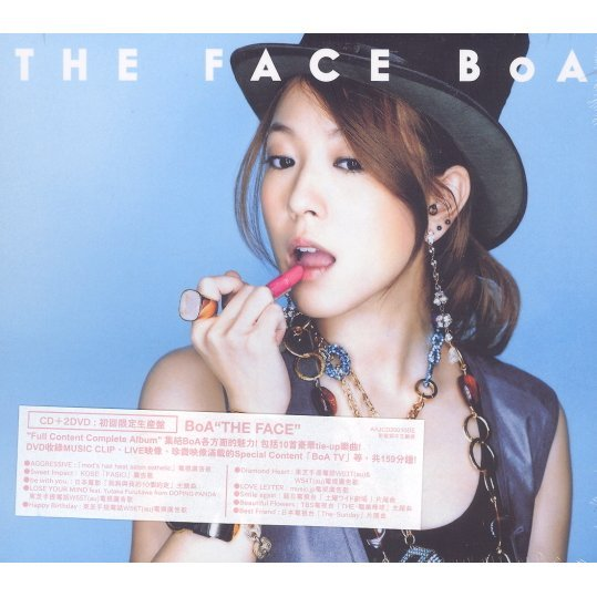 The Face [CD+2DVD Limited Edition]
