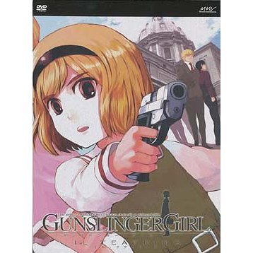 Gunslinger Girl - Il Teatrino Vol.5 [Limited Edition]